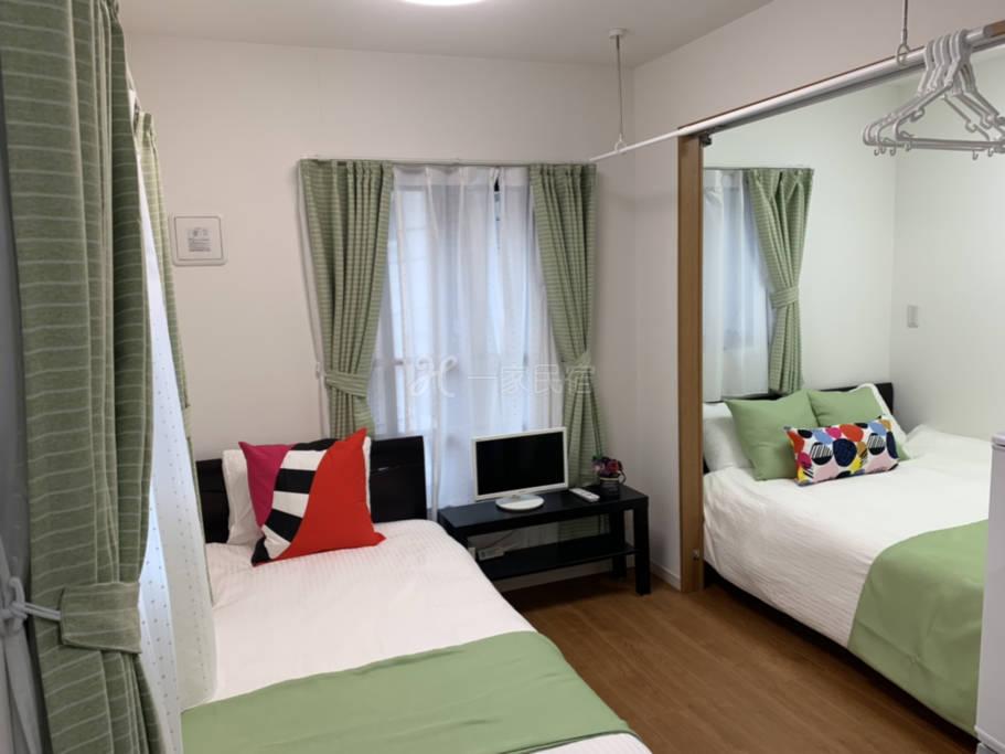 公寓式酒店:一栋新楼秋叶原、迪士尼、台场、晴空塔、成田机场、羽田机场便利