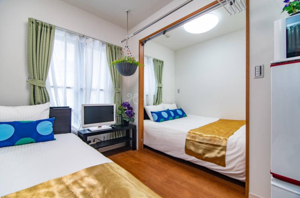 公寓式酒店:一栋新楼秋叶原、迪士尼、台场、晴空、成田、羽田机场便利