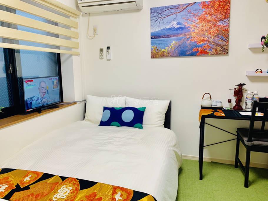 公寓式酒店:一栋新楼秋叶原、迪士尼、台场、晴空、成田、羽田机场便利12