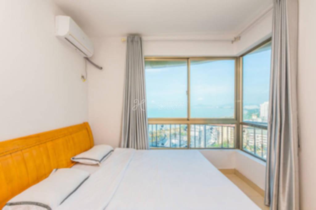 三亚淳海海景度假公寓2房2厅