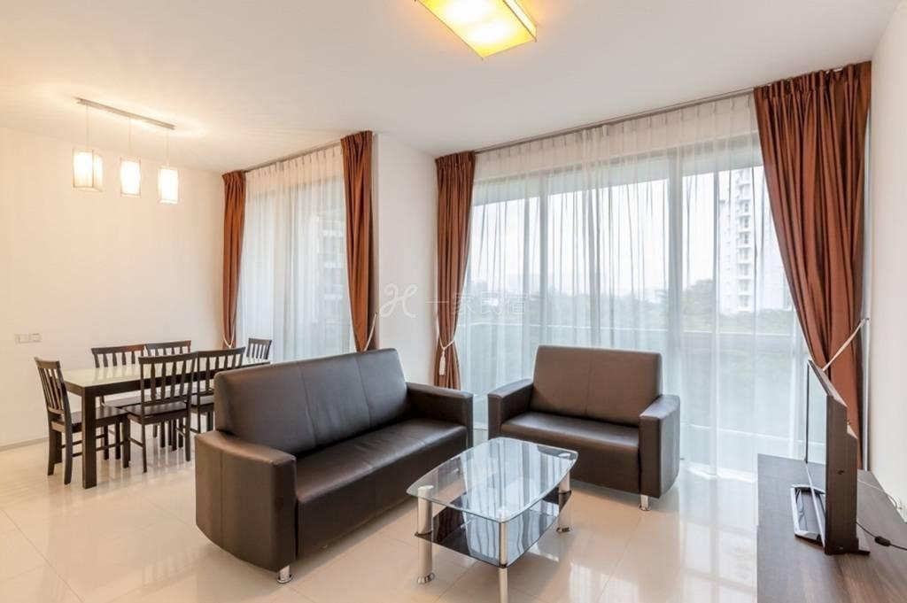 新加坡B金文泰3卧室公寓