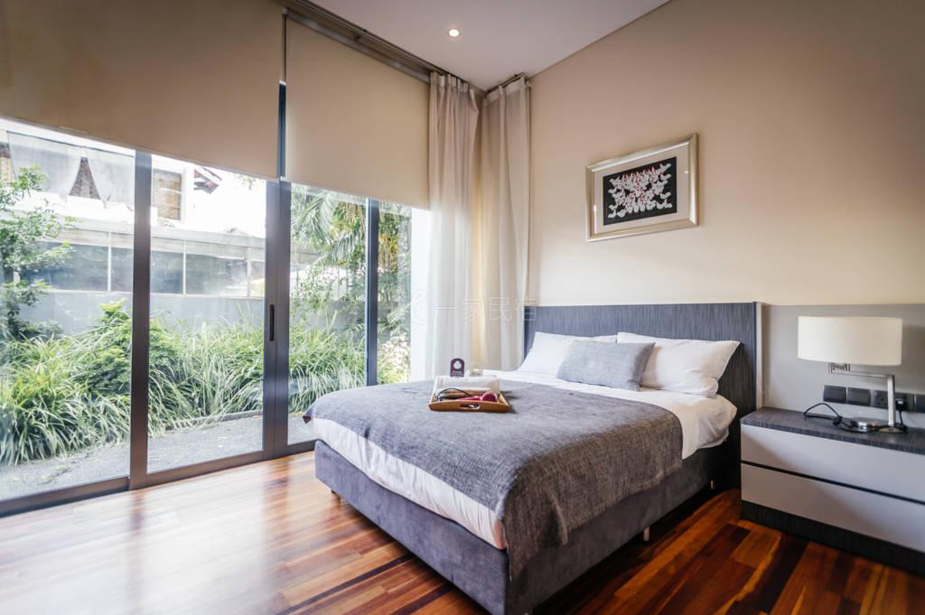 新加坡海克拉斯泳池别墅双人豪华套房