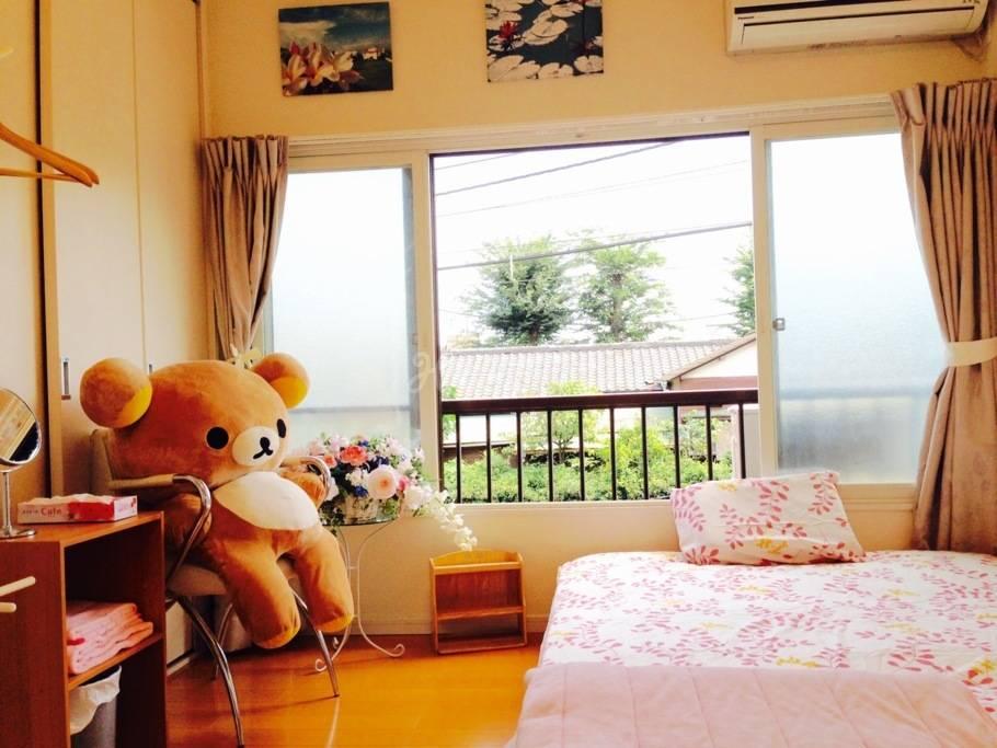 池袋附近!日本文化的房子和服,动漫茶道3