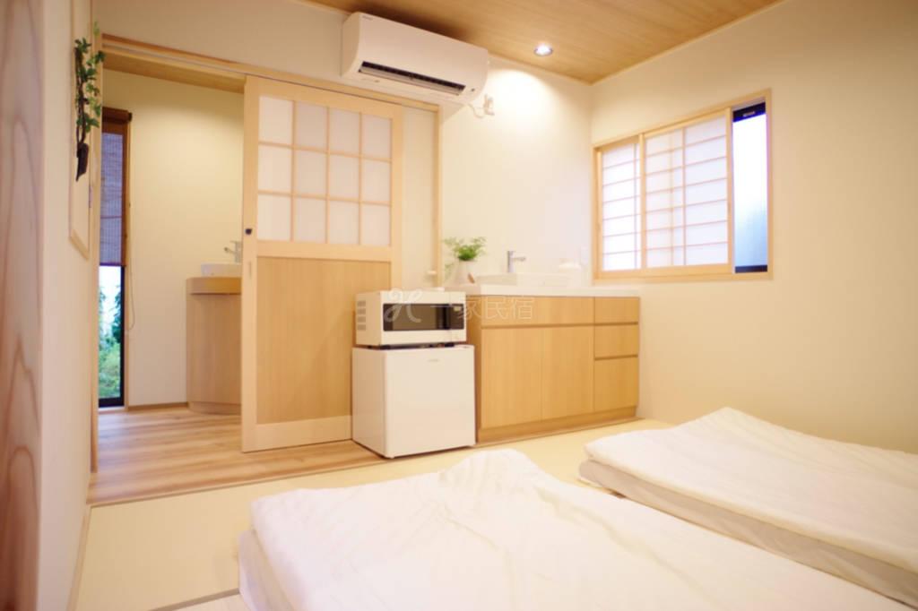 涩谷中心Brand NEW / 现代日式楼中楼 / FREE WIFI!