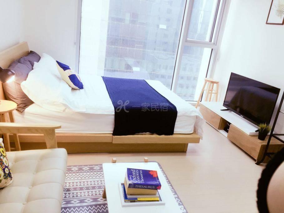 1508#韩国江南区地铁站旁精装阳光公寓