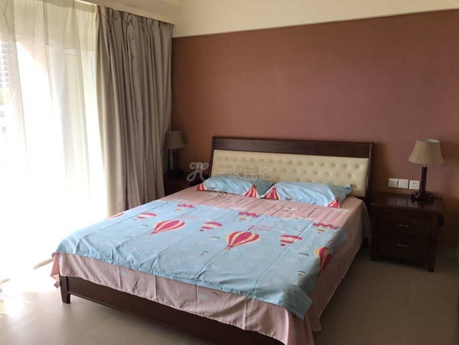 椰梦长廊温馨大床房