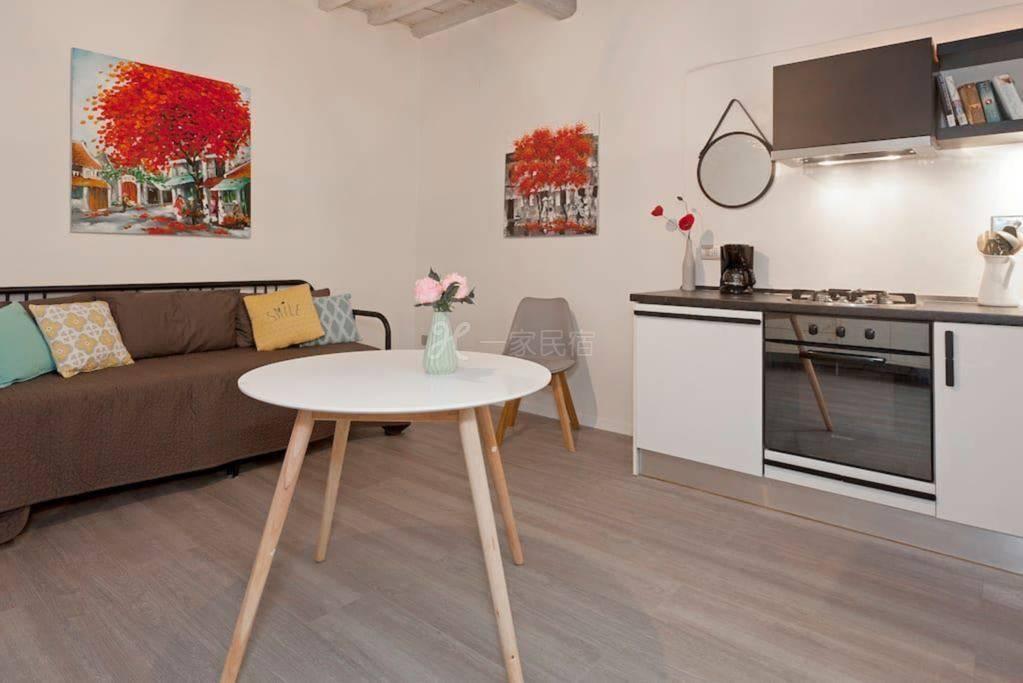 佛罗伦萨市中心的温馨公寓