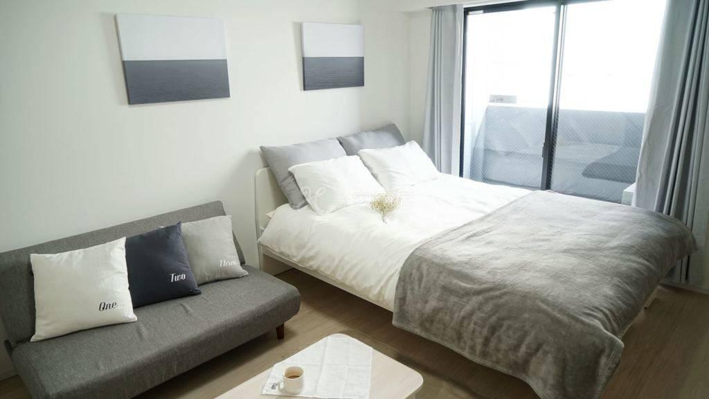 新宿全新现代高级公寓/伊势丹3分车站4分