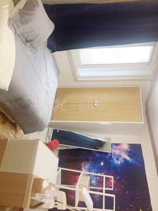 首尔舒心公寓-单人房