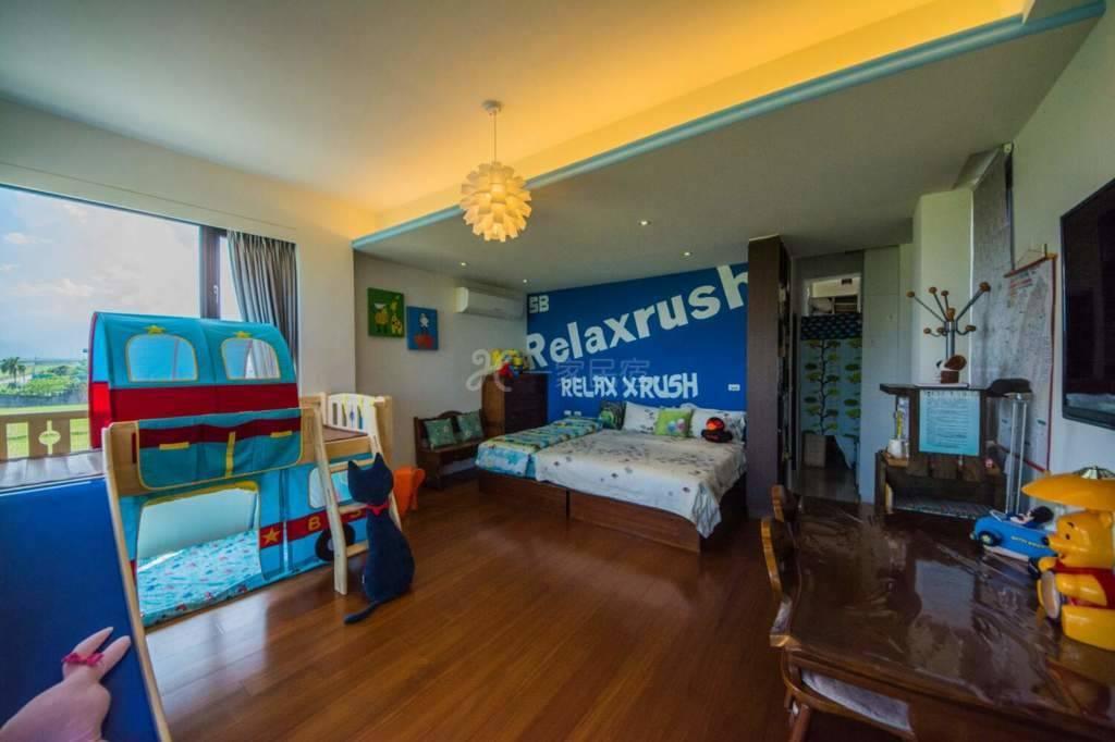 宜蘭--老公老婆友善民宿 親子放輕松景觀2-4人套房