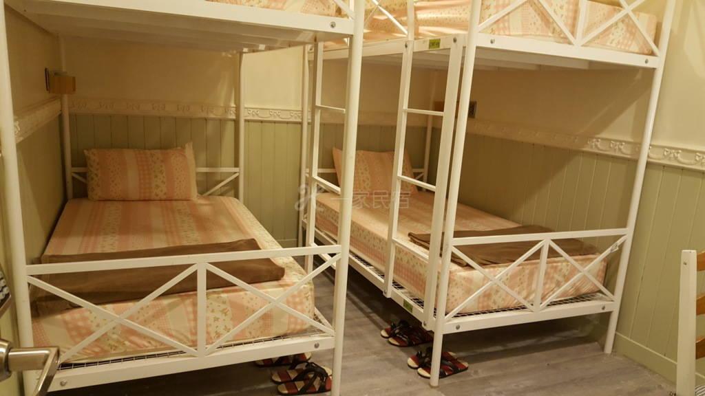 彼得兔的家-四人女生房(独立床位)(1人入住)#A1