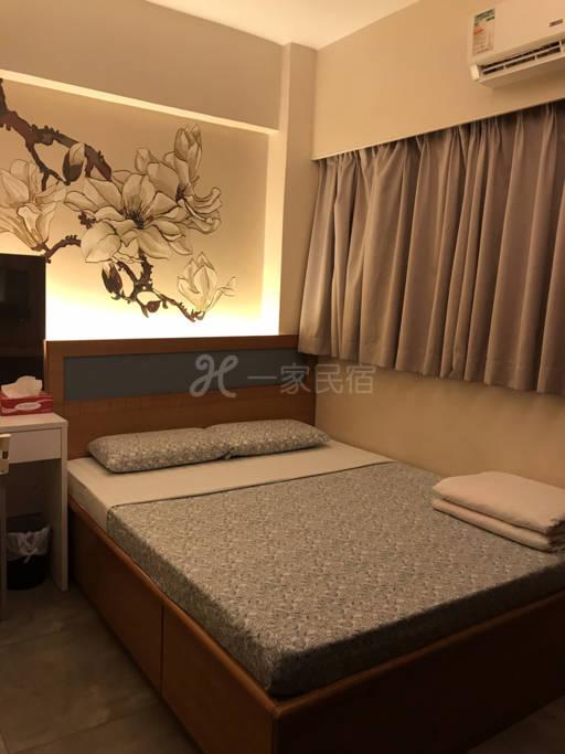 1.5及1.8米床,房间店铺在尖沙咀閙市区