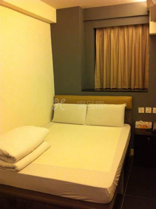 泰鏘宾馆大床房