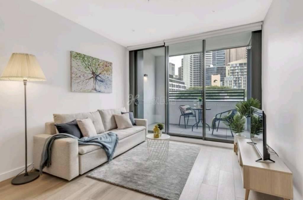 唐人街CBD全新精裝豪華公寓黃金地段