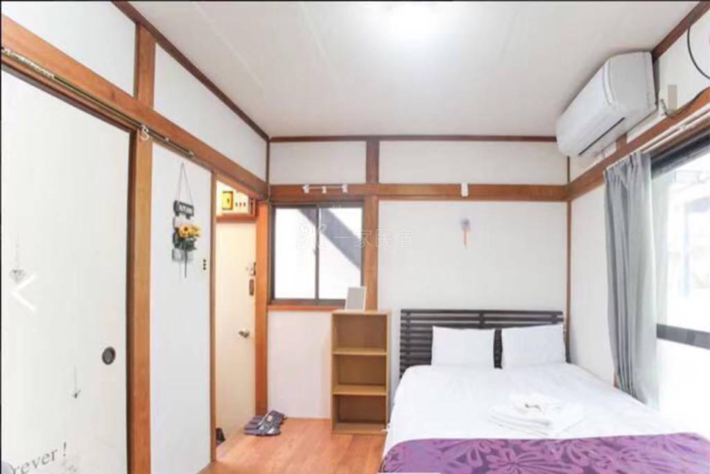 日出公寓#101到新宿6分钟