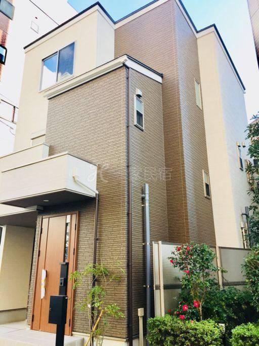 大阪市中心新建独栋别墅新建的最好别墅