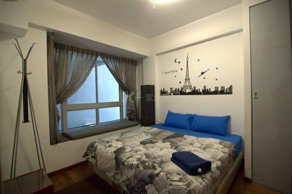 1BR 诺维纳时尚公寓(8m8)