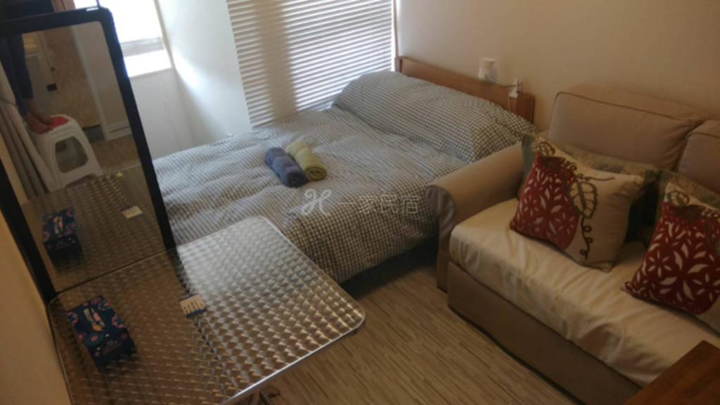 7F直达新宿2分钟 舒适便宜1-2人小房