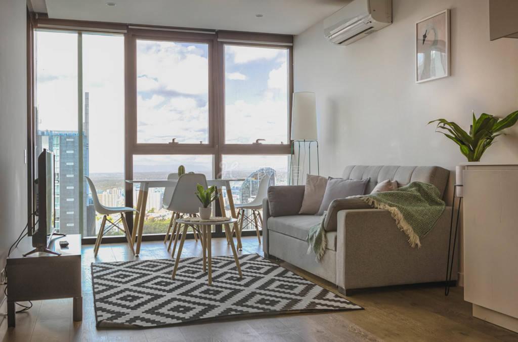 粉墨沙漠-CBD-一室一厅