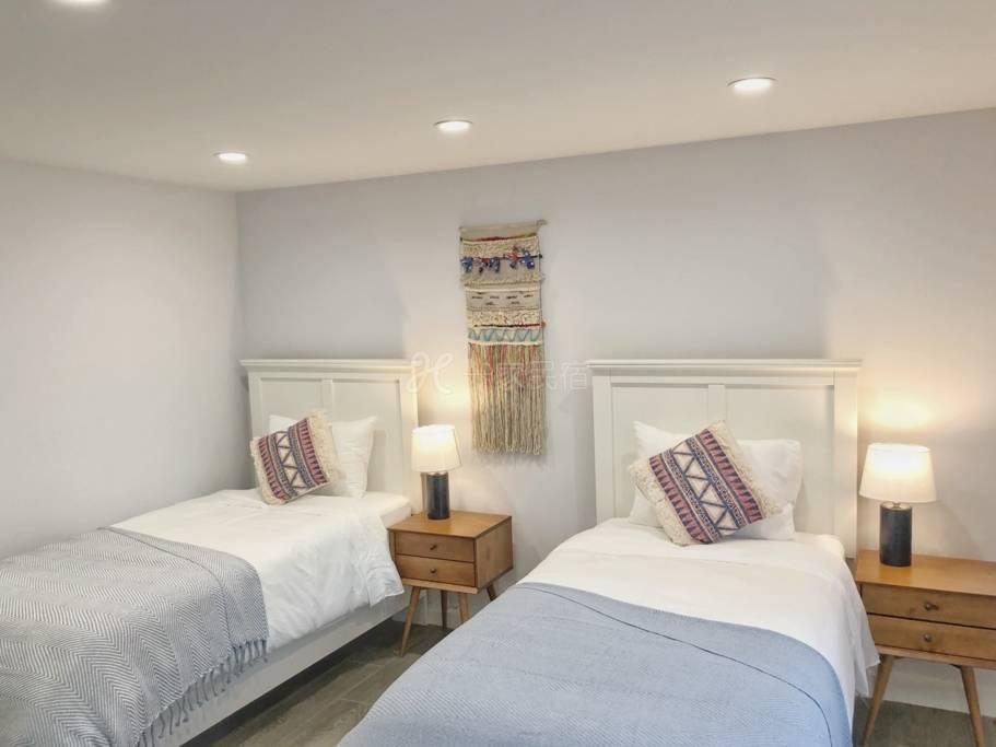 温馨别緻的Love乐芙Room A-近旧金山、SFO、Daly City Bart、SFSU
