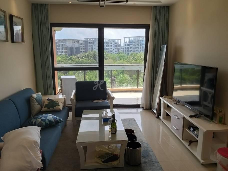 一线海边公寓,长短租均可